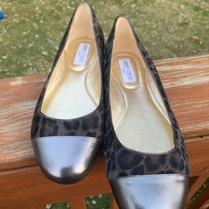 Jimmy Choo flats /New without tag